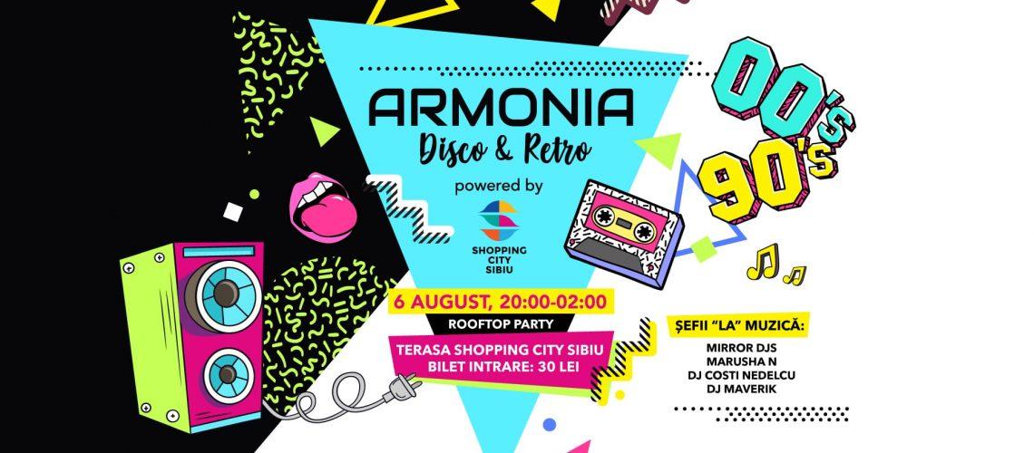 ARMONIA Disco&Retro