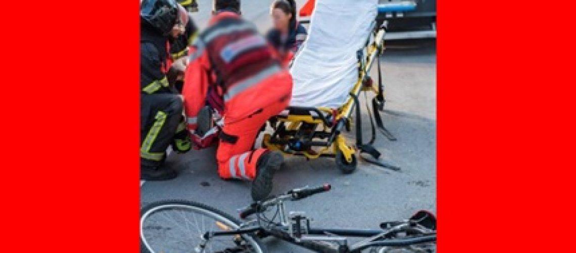 Accid Bicicleta