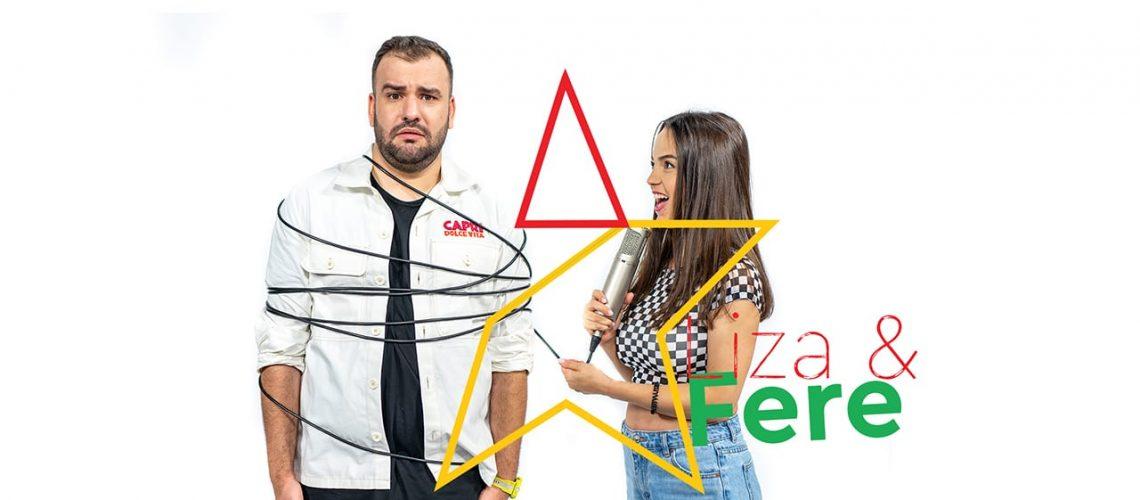 Liza si Fere la PROFM