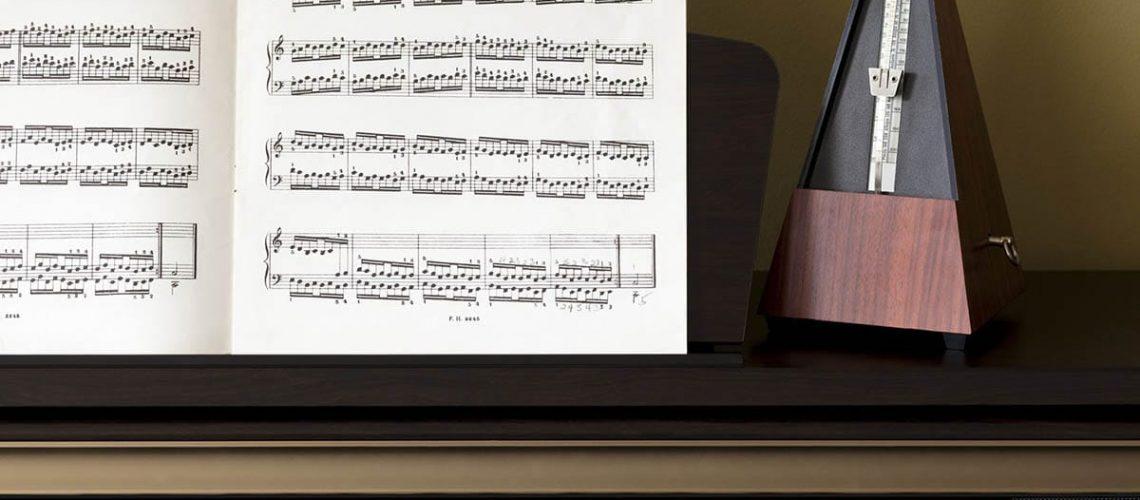 metronomul muzical